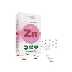 ZINC 48COMPR RETARD SORIA NATURAL