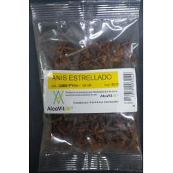 Anís Estrellado 50 gr Alcavit90+