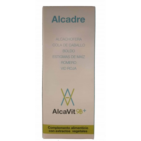 ALCADRE DRENAJE 250ML ALCAVIT90+