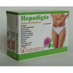 HEPADIGES 60caps 500mg LAB DIS