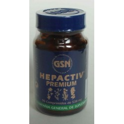 HEPACTIV 90COMP GSN