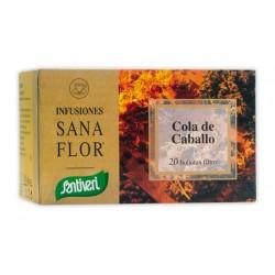 SANAFLOR COLA CABALLO INFUSION SANTIVERI